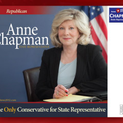 Anne Chapman True Conservative Postcard