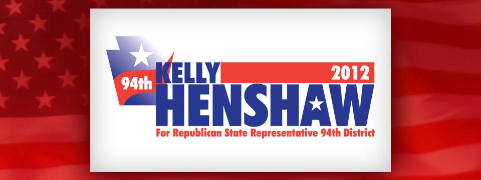 Kelly Henshaw Logo Design