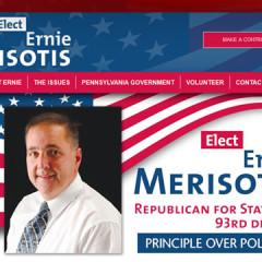 Ernie Merisotis Web Site