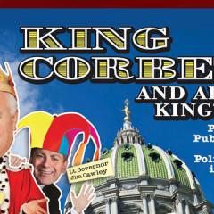 Scott R. Wagner King Corbett Photoshop Collage