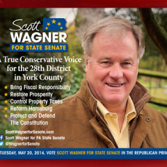 Scott Wagner for State Senate Introductory Mailer