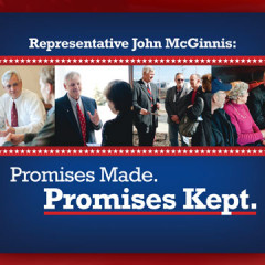 Representative John McGinnis Thank You Mailer