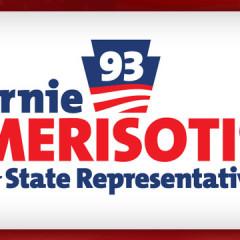 Ernie Merisotis 2014 Campaign Logo