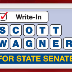 Scott Wagner Write-In Logo