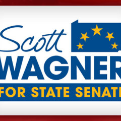 Scott Wagner for State Senate Logo