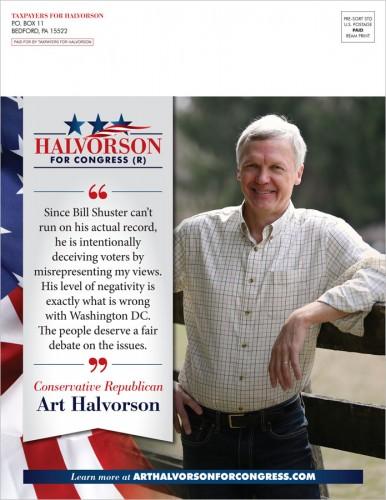 Art-Halvorson-In-His-Own-Words-Mailer-1