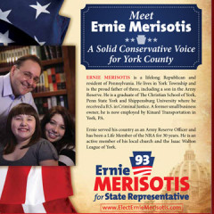 "CAP ""Meet Ernie Merisotis"" Mailer"