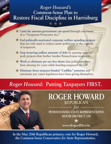 CAP-Roger-Howard-Spending-Mailer-2