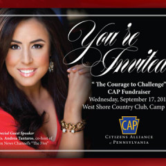 CAP September 2014 Fundraiser Invitation