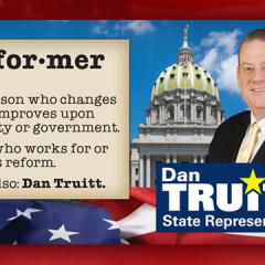 CAP Dan Truitt Reformer Mailer