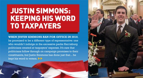 CAP-Justin-Simmons-Keeping-His-Word-Mailer-front