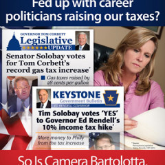 "CAP Camera Bartolotta ""Fed Up"" Mailer"