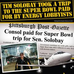 Reform PA PAC Lobbyist Bowl Trip Mailer