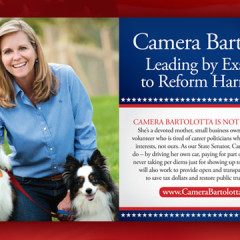 Reform PA PAC Camera Bartolotta Leading by Example Mailer