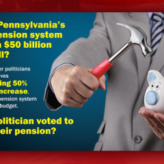 Reform PA PAC Pension Mailer
