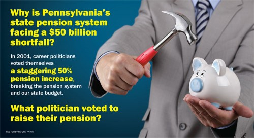 Reform-PA-PAC-Pension-Mailer-front