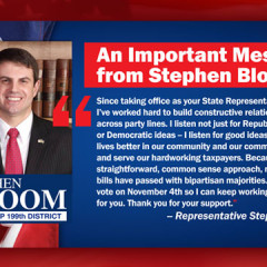 Stephen Bloom Important Message Mailer