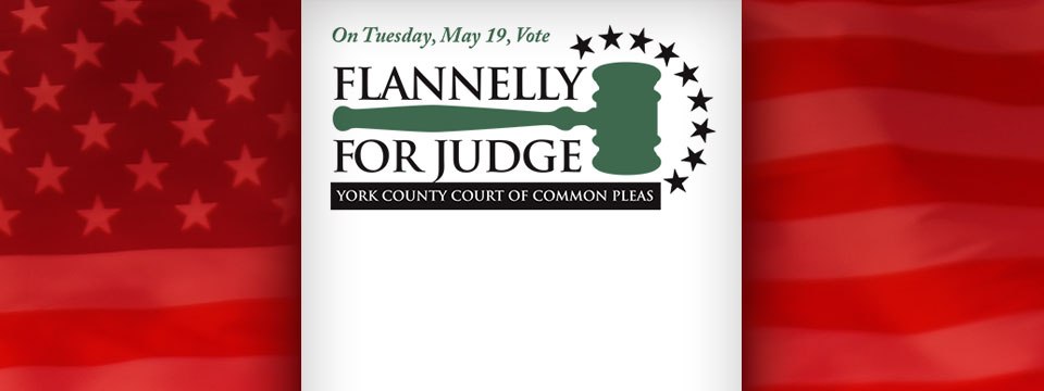 Flannelly For Judge Scratch Pad