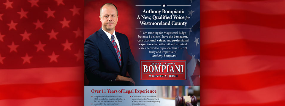 Anthony Bompiani Introductory Mailer