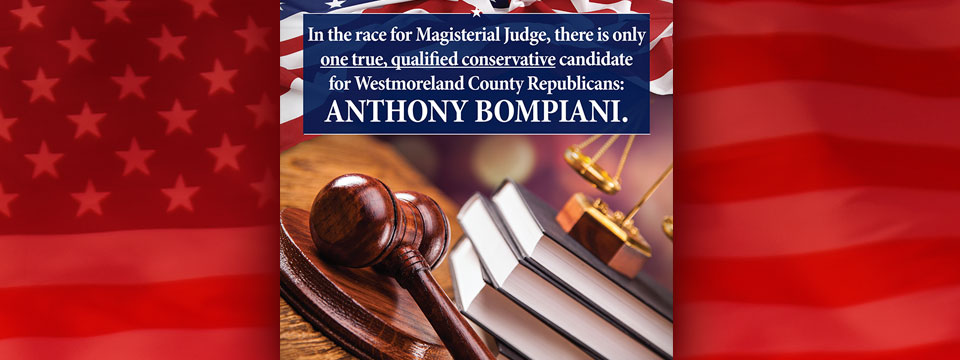 "Anthony Bompiani ""True Conservative"" Mailer"