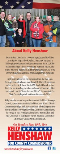 Henshaw-Commissioner-Palm-back