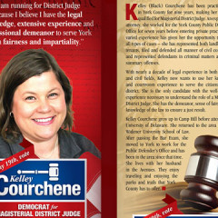 Kelley Courchene Palm Card