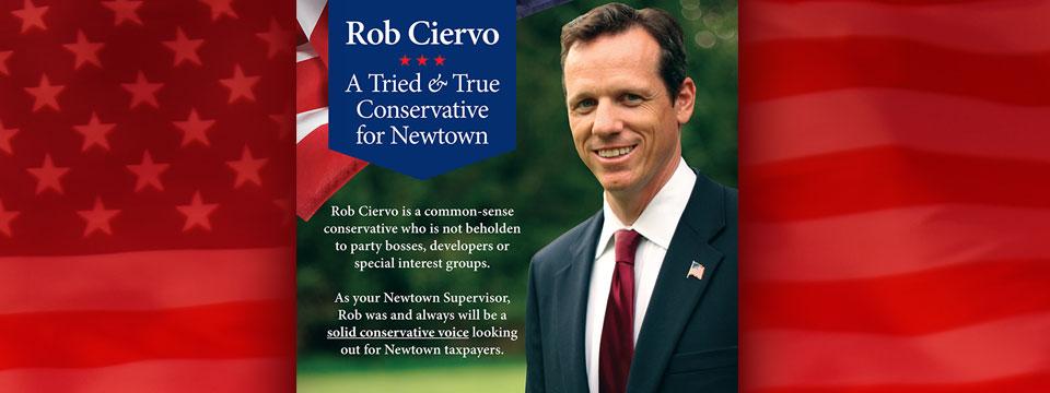 "Rob Ciervo ""Tried & True"" Mailer"
