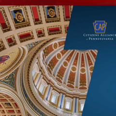"CAP ""PA Constitutional Convention"" Folder"