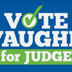 Vote Vaughn Yard Sign
